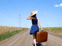 Traveling as a girl
