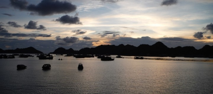 Cat Ba and Halong Bay