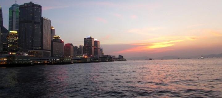 Hello Hong Kong !