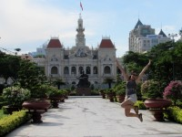 Saigon – Ho Chi Minh City