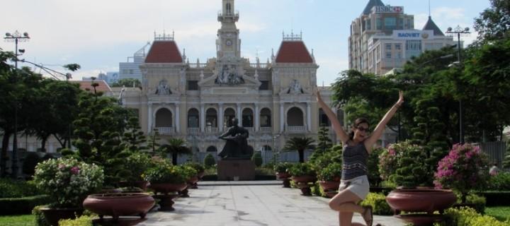Saigon – Ho Chi Minh City