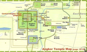 Angkor-Map