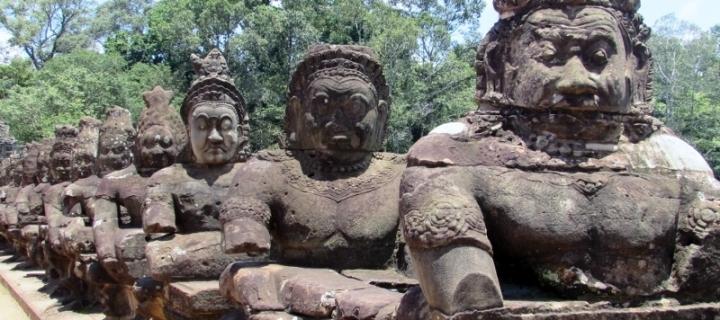 Incredible Angkor Temples