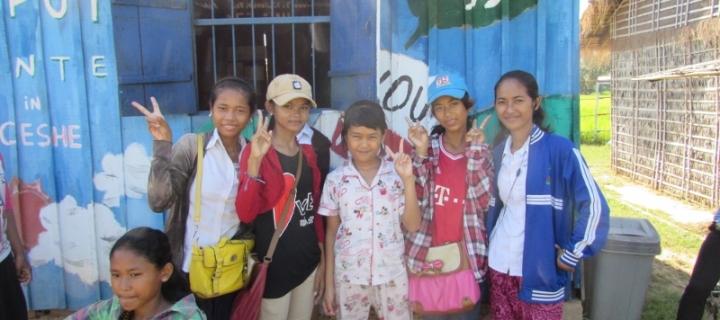 Teaching English in Siem Reap