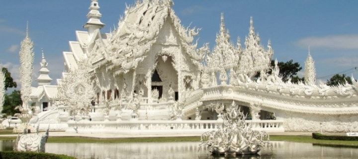 Our journey in north Thailand through Chiang Mai, Pai and Chiang Rai
