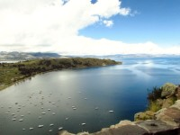 Lake Titicaca and surroundings