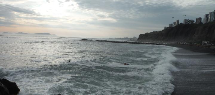 Lima: A nice capital with coastal beaches