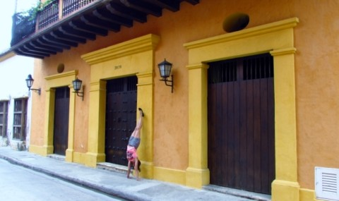Sincelejo, Cartagena and family