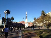 Buenos Aires, the Paris of South America